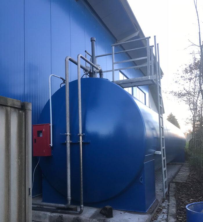 AdBlue® Tankstelle Eichsfeld